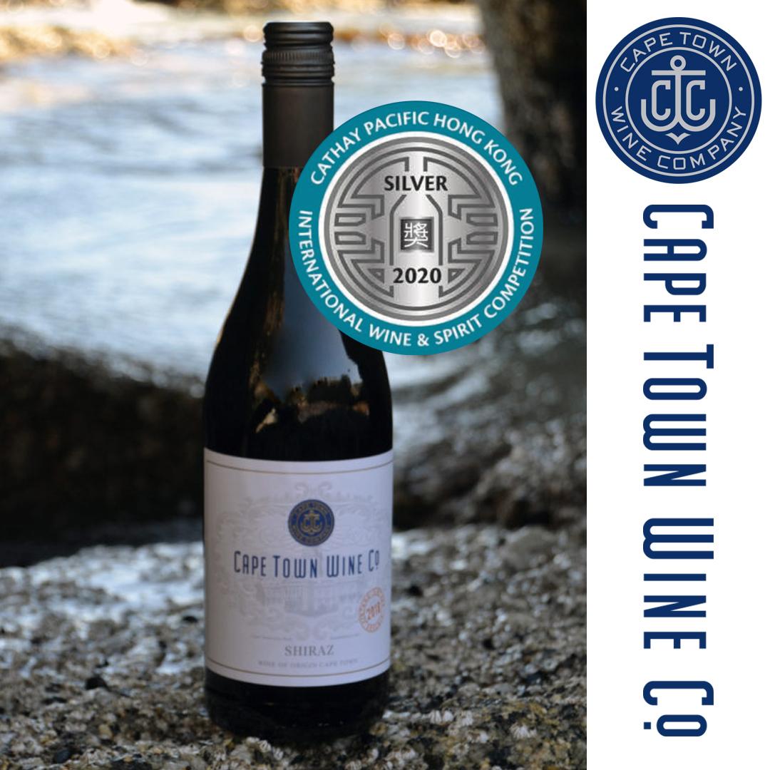 Cape Town Wine Co Shiraz 2019