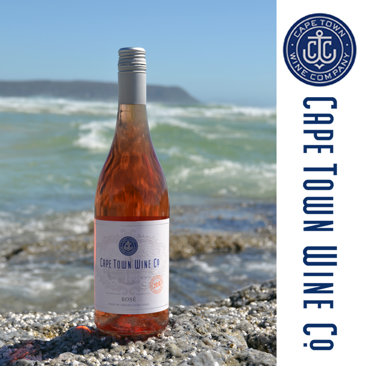 Cape Town Wine Co. Rose 2020