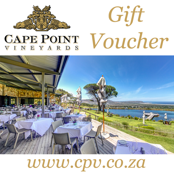 Cape Point Vineyards Restaurant Gift Card
