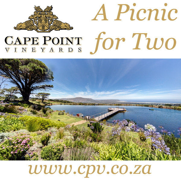 A Picnic Voucher for Two at Cape Point Vineyards