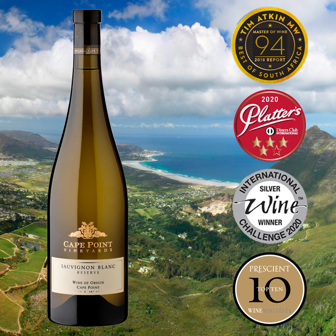 Cape Point Vineyards Reserve Sauvignon Blanc 2019