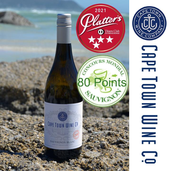 Cape Town Wine Co Sauvignon Blanc 2020